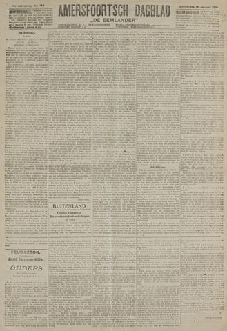 Amersfoortsch Dagblad / De Eemlander 1918-01-10