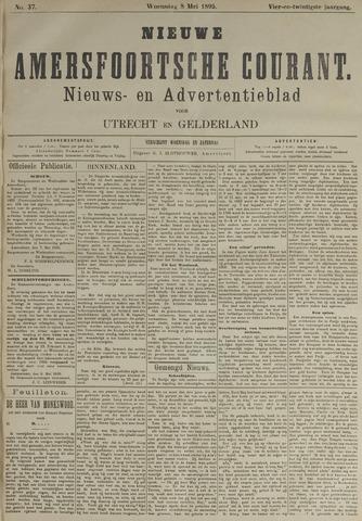 Nieuwe Amersfoortsche Courant 1895-05-08