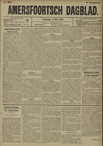 Amersfoortsch Dagblad 1909-05-11