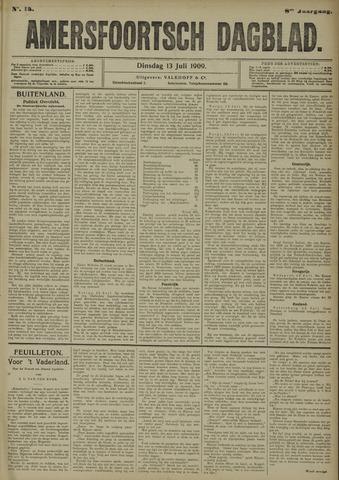 Amersfoortsch Dagblad 1909-07-13