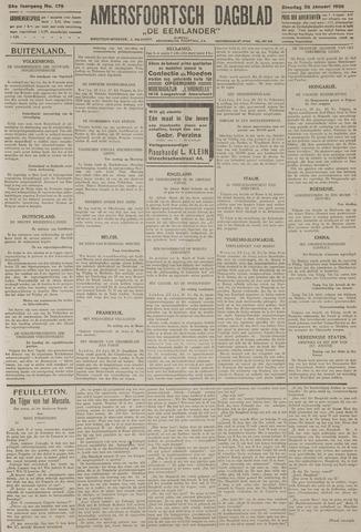 Amersfoortsch Dagblad / De Eemlander 1926-01-26