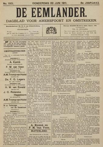 De Eemlander 1911-06-29