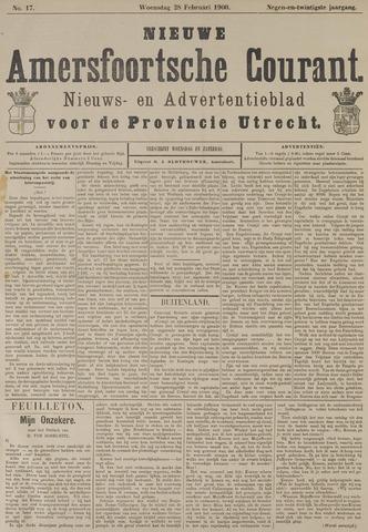 Nieuwe Amersfoortsche Courant 1900-02-28