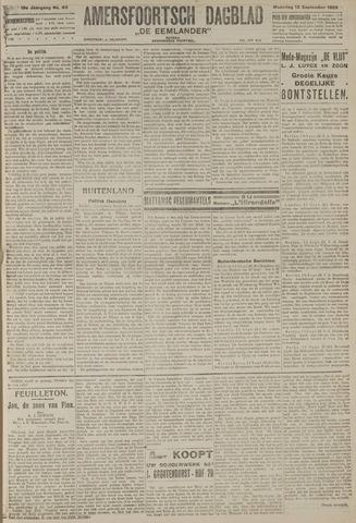Amersfoortsch Dagblad / De Eemlander 1920-09-13