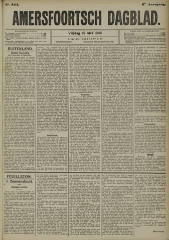 Amersfoortsch Dagblad 1908-05-29