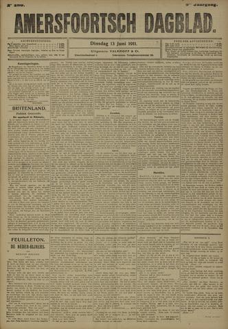 Amersfoortsch Dagblad 1911-06-13