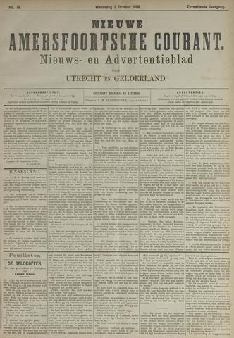 Nieuwe Amersfoortsche Courant 1888-10-03