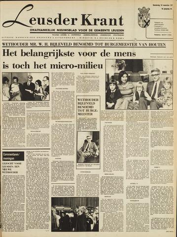 Leusder Krant 1972-11-16