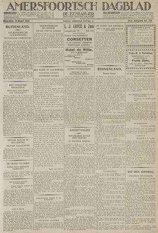 Amersfoortsch Dagblad / De Eemlander 1928-03-14