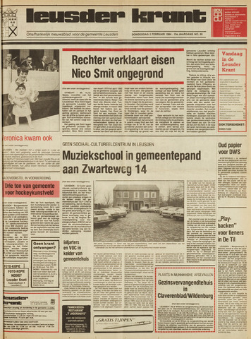 Leusder Krant 1984-02-02