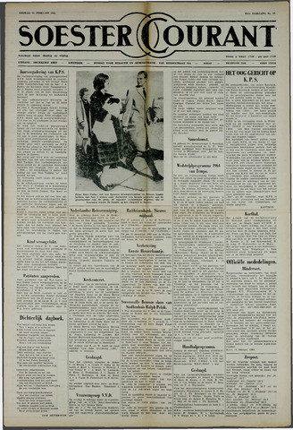 Soester Courant 1964-02-14