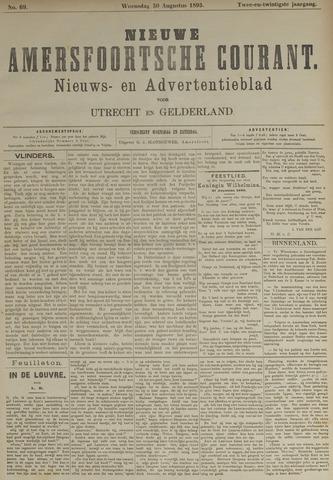 Nieuwe Amersfoortsche Courant 1893-08-30
