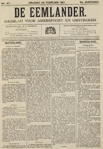 De Eemlander 1911-02-24