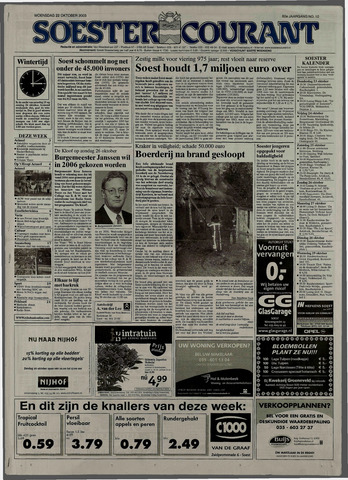 Soester Courant 2003-10-22