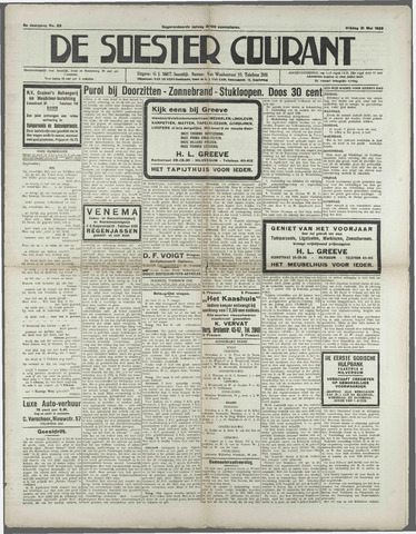 Soester Courant 1929-05-31