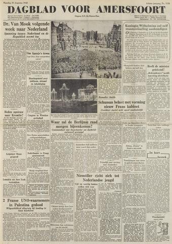 Dagblad voor Amersfoort 1948-08-30