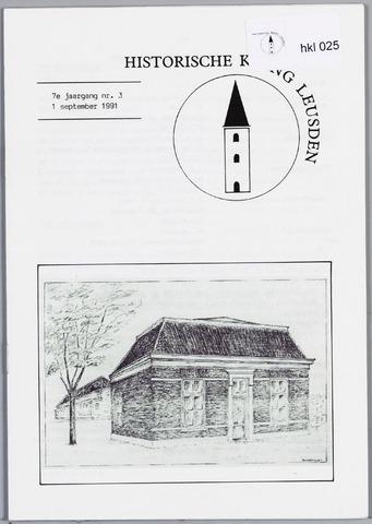 Historische Kring Leusden 1991-09-01
