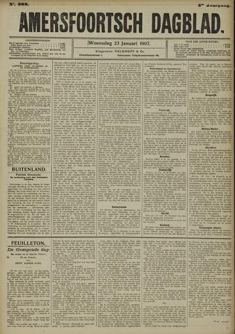 Amersfoortsch Dagblad 1907-01-23