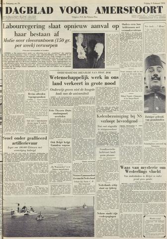 Dagblad voor Amersfoort 1951-02-09