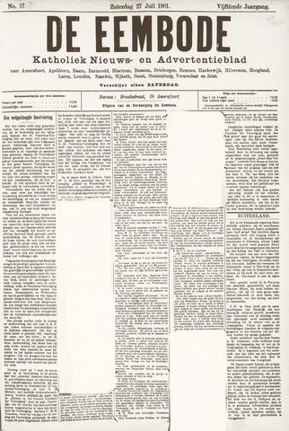De Eembode 1901-07-27