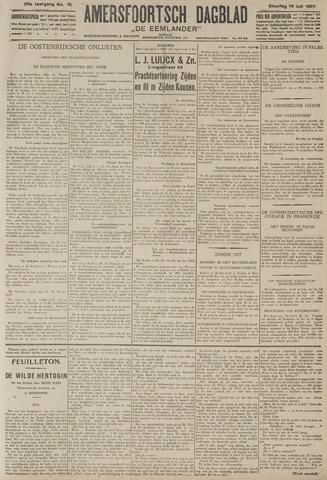 Amersfoortsch Dagblad / De Eemlander 1927-07-19