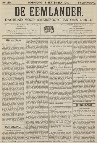 De Eemlander 1911-09-13