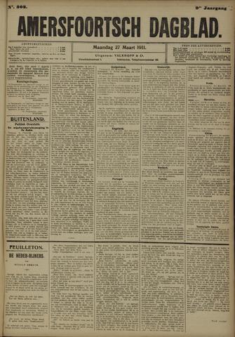 Amersfoortsch Dagblad 1911-03-27