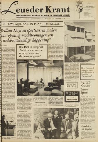 Leusder Krant 1970-10-01