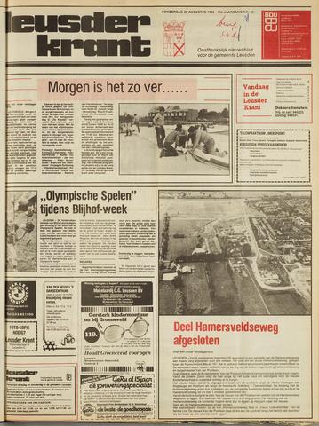 Leusder Krant 1982-08-26