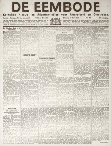 De Eembode 1915-05-18