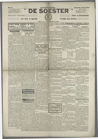 Soester Courant 1926-04-03
