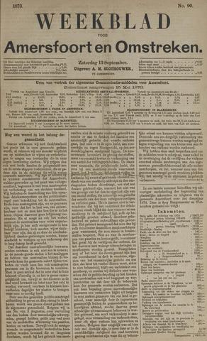 Weekblad voor Amersfoort en Omstreken 1873-09-13