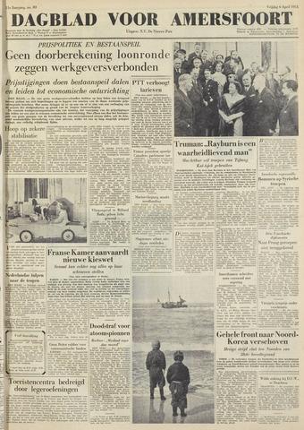 Dagblad voor Amersfoort 1951-04-06