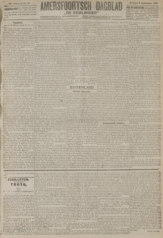Amersfoortsch Dagblad / De Eemlander 1919-09-09