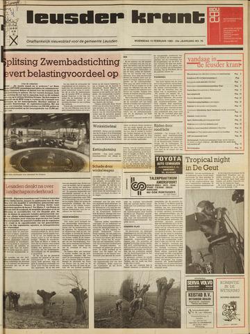 Leusder Krant 1989-02-15