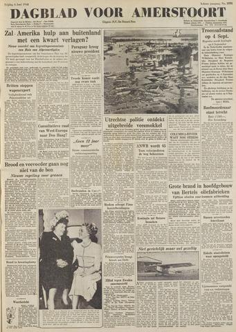 Dagblad voor Amersfoort 1948-06-04