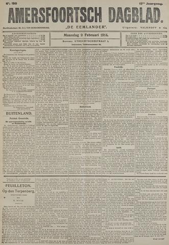Amersfoortsch Dagblad / De Eemlander 1914-02-09