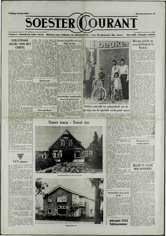 Soester Courant 1969-06-13