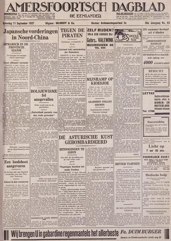 Amersfoortsch Dagblad / De Eemlander 1937-09-11