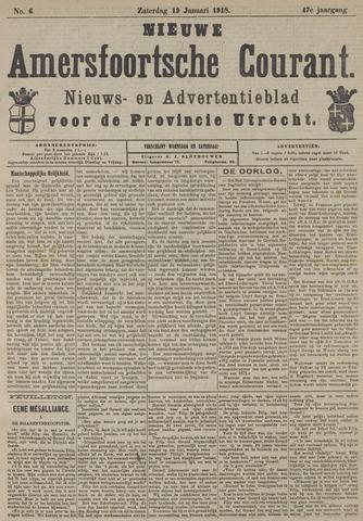 Nieuwe Amersfoortsche Courant 1918-01-19
