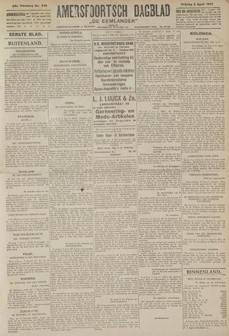 Amersfoortsch Dagblad / De Eemlander 1927-04-08