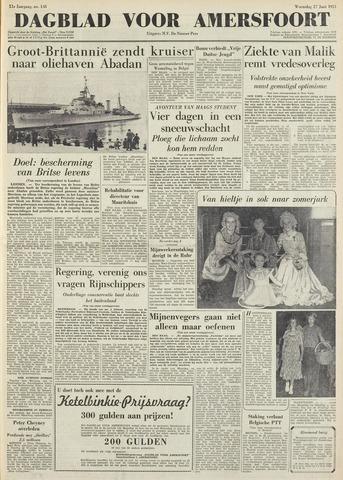 Dagblad voor Amersfoort 1951-06-27