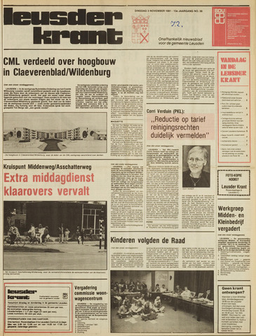 Leusder Krant 1981-11-03