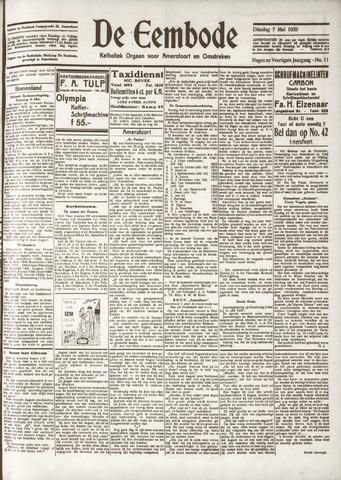 De Eembode 1935-05-07