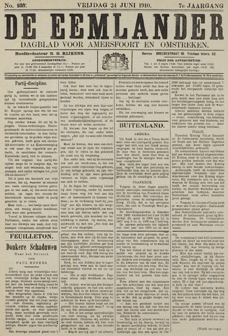 De Eemlander 1910-06-24