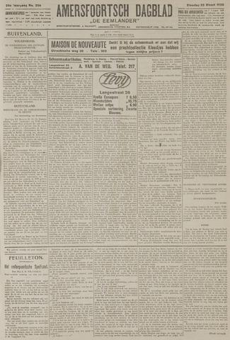 Amersfoortsch Dagblad / De Eemlander 1926-03-23