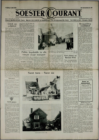 Soester Courant 1966-07-01