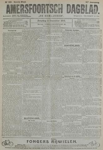 Amersfoortsch Dagblad / De Eemlander 1916-12-02