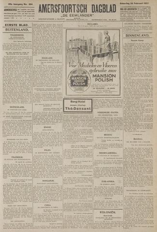 Amersfoortsch Dagblad / De Eemlander 1927-02-26