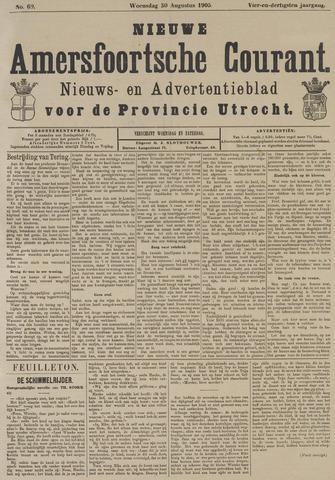 Nieuwe Amersfoortsche Courant 1905-08-30